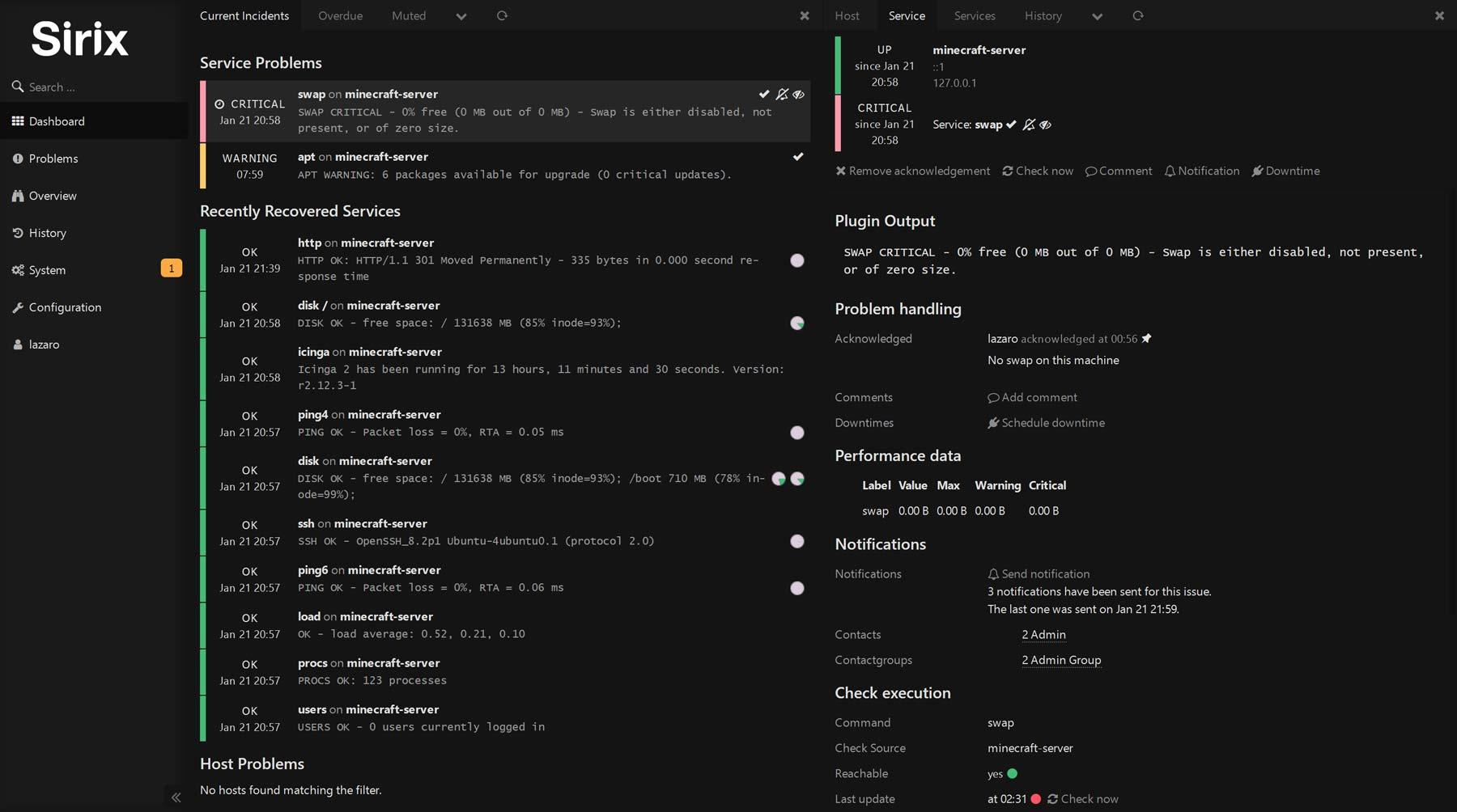 sirix-uptime-monitoring-collaborative
