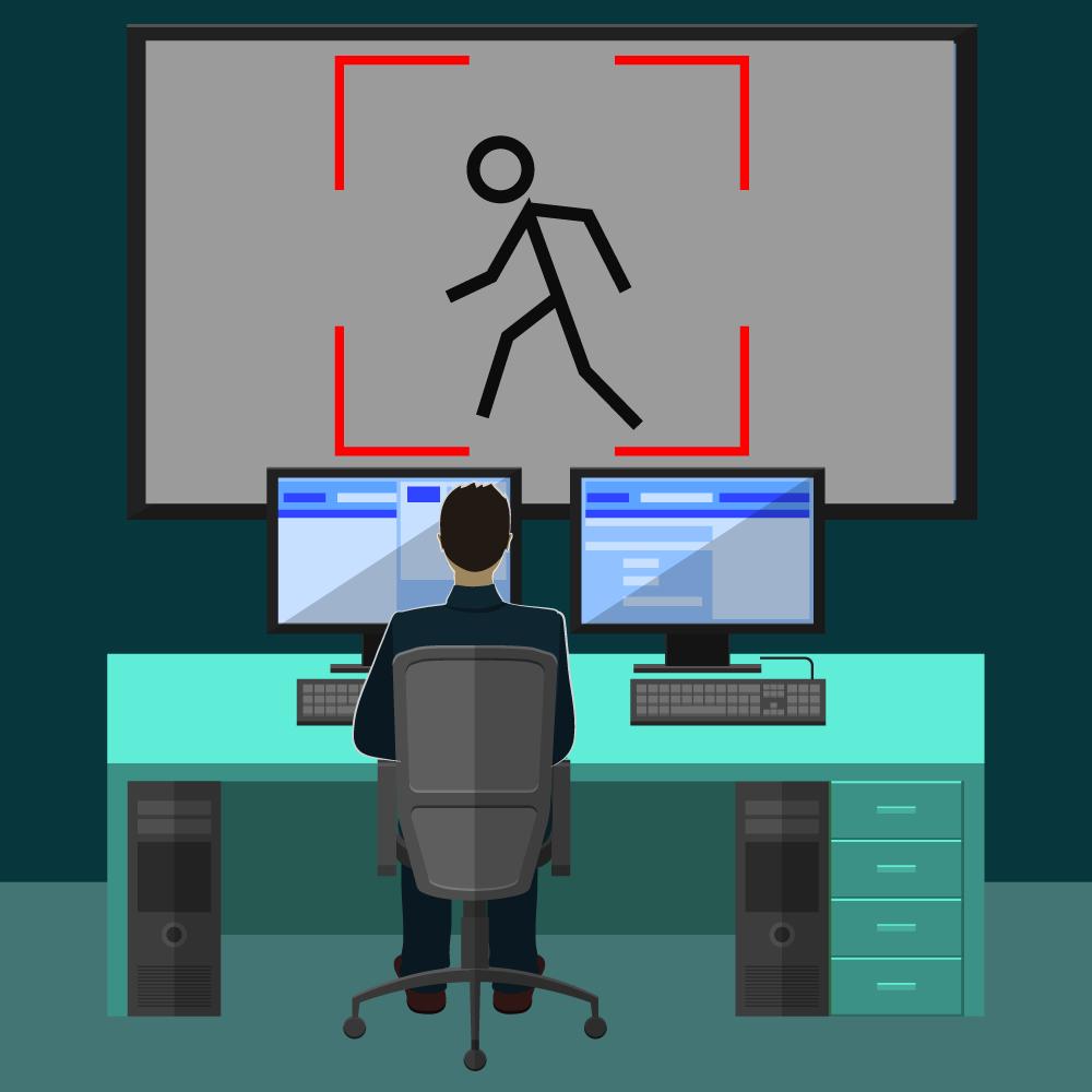 agent-de-surveillance-de-notification-d'alarme