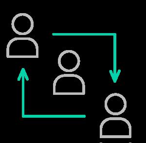 équipe-collaboration-icône