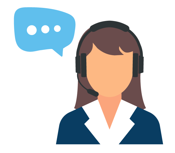 icône de conversation vocale